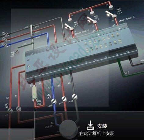 AutoCAD2009中文版电气设计实例