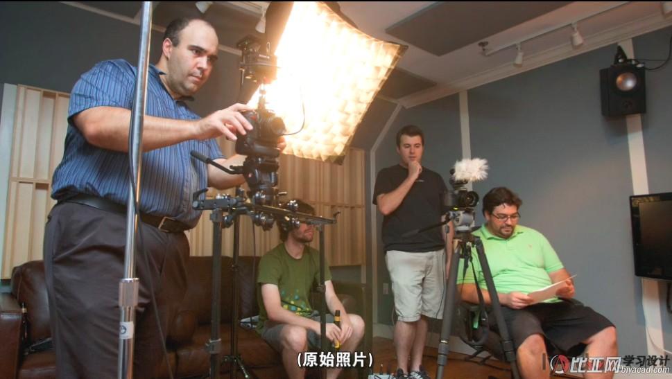 单反5D2-5D3摄像教程 01中文字幕