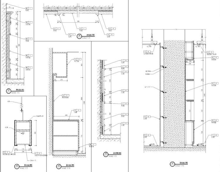 室内设计节点图教程